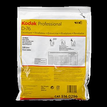 Kodak D76 3.8L (1 US gal.)