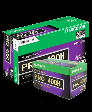 Fujifilm PRO 400H Professional