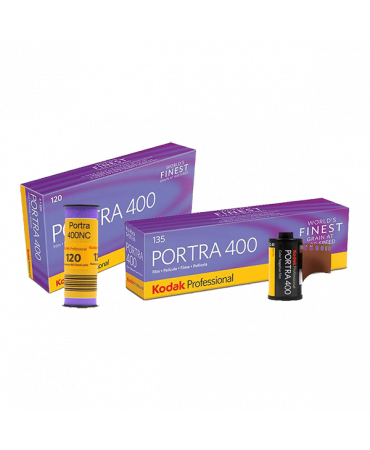 Kodak Portra 400 Professional